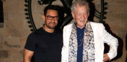 Aamir Khan chats to Sir Ian McKellan about being Gay