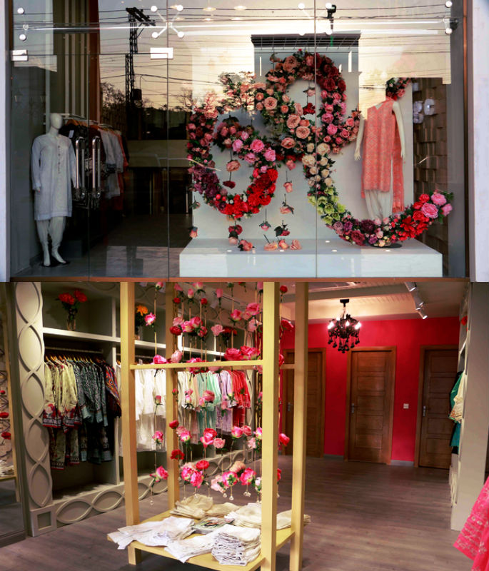 Image Fabrics opens First Store in Lahore