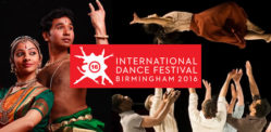 Desi Grooves at International Dance Festival Birmingham 2016