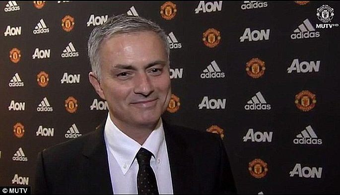José Mourinho named new Manchester United manager