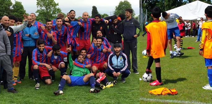 KFF Tournaments 2016 promote Grassroots Football