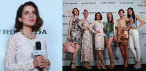 Kangana Ranaut launches new designs for Vero Moda