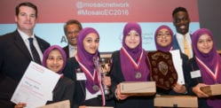 Eden Girls School win Mosaic Enterprise Challenge 2016