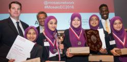 Eden Girls School win Mosaic Enterprise Challenge 2016
