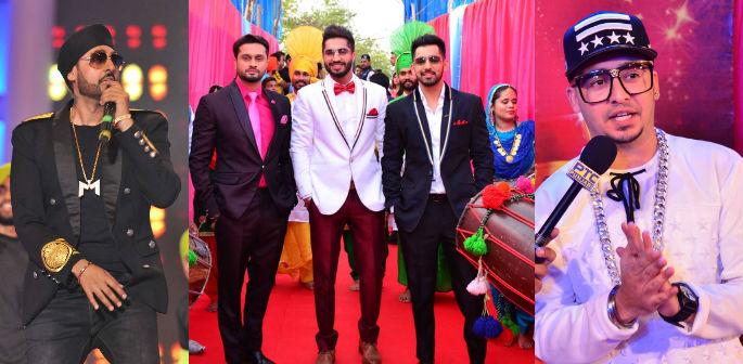 PTC Punjabi Music Awards 2016 Winners
