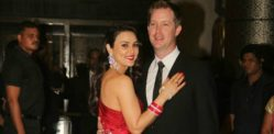 Preity Zinta & Gene host Star-Studded Wedding Party