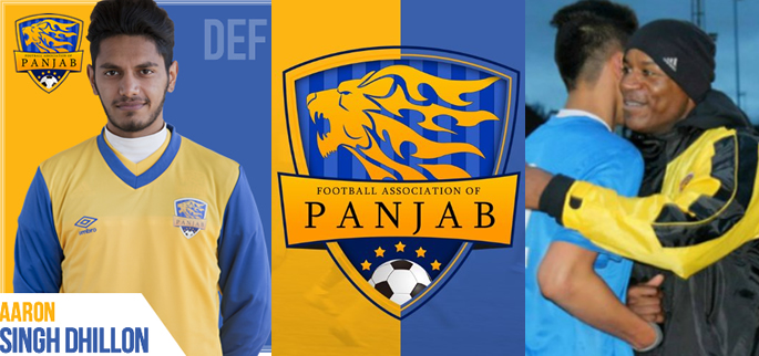 Panjab FA at ConIFA World Football Championships 2016