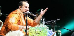 Ustad Rahat Fateh Ali Khan ~ The Greatest Hits Live