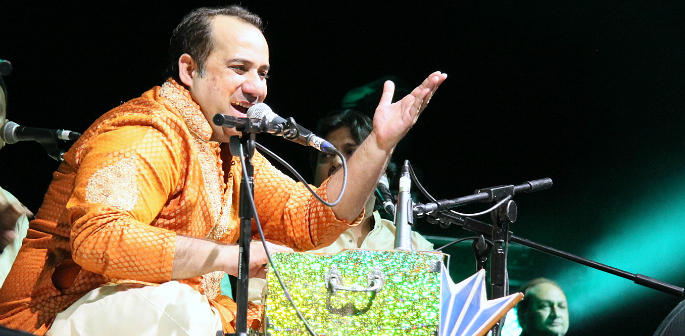 Ustad Rahat Fateh Ali Khan ~ The Greatest Hits Live
