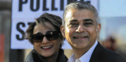 Sadiq Khan is London's first British Asian mayor