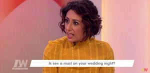 Saira Khan allows Husband to have sex with other women