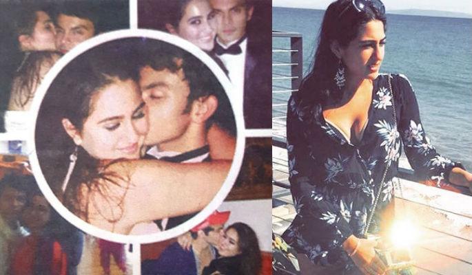 Sara Ali Khan dating Veer Pahariya