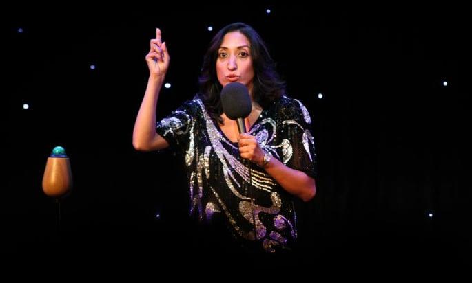 Shazia Mirza talks Truth and Honesty in Comedy