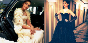 Sonam Kapoor looks Regal at Cannes 2016