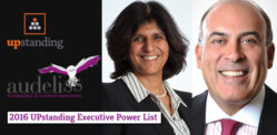 BAME business leaders in UPstanding Executive Power List 2016