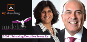 BAME leaders in UPstanding Executive Power List 2016