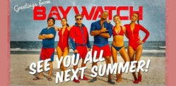 Why is Priyanka Chopra missing from the Baywatch photo?