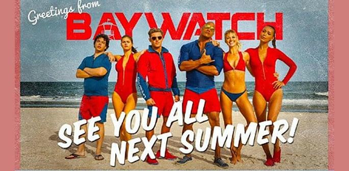 Baywatch with Priyanka Missing