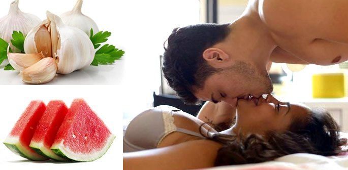 Man having sex with melon