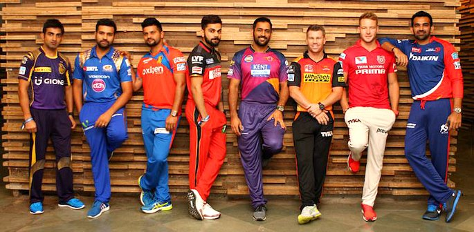 2016 IPL ~ Battle of the Batsmen