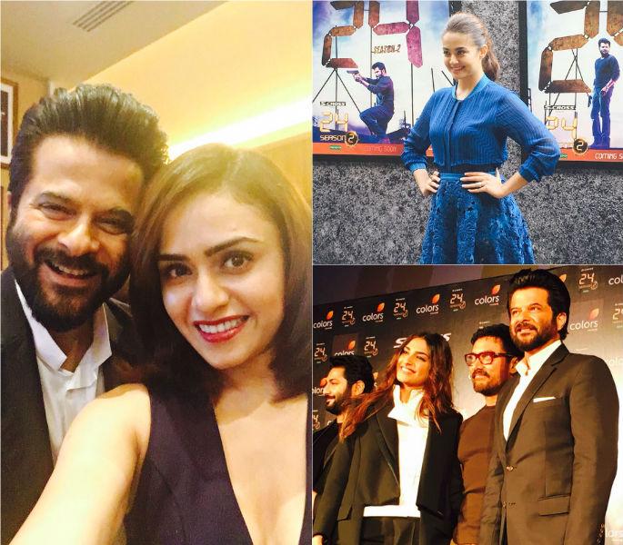 Anil Kapoor unveils 24 India Season 2 trailer