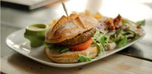 A tasty Desi Fusion Burger recipe