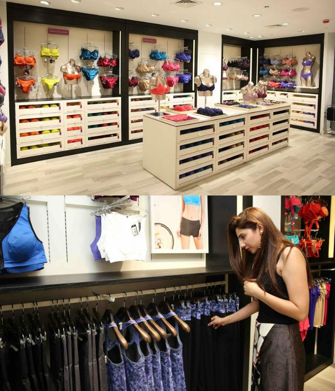 Mahira Khan opens amanté lingerie store in Pakistan