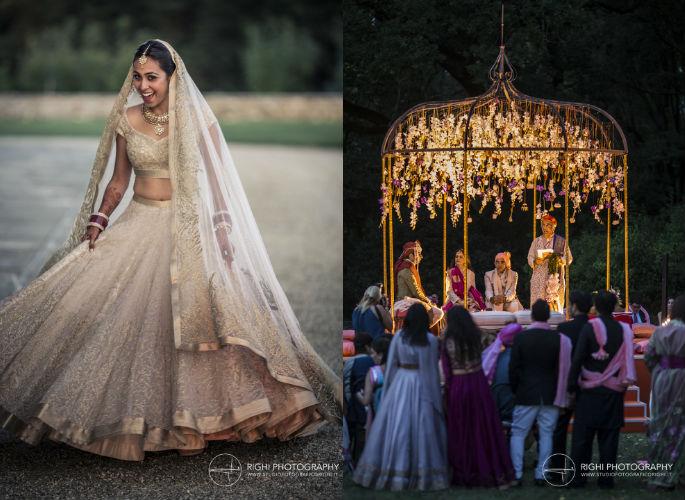 Ambika & Rahul wedding in Florence
