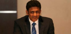 Anil Kumble is new Indian Cricket Head Coach