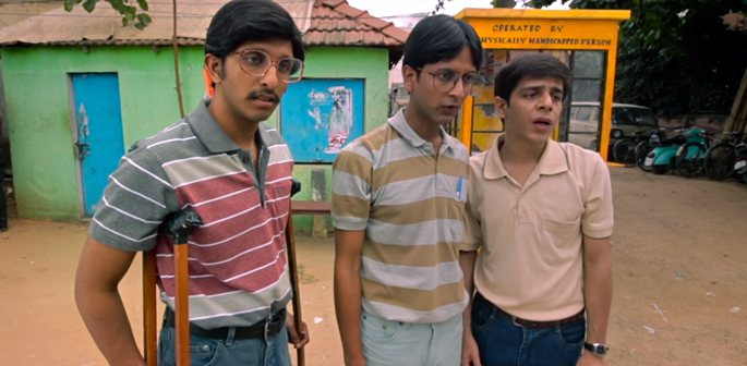 Netflix releases Indian Hit Comedy Brahman Naman