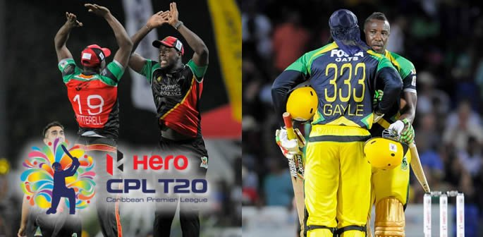 2016 Caribbean Premier League T20 Cricket