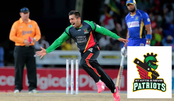 CPL-T20-2016-St Kitts-and-Nevis-Patriots