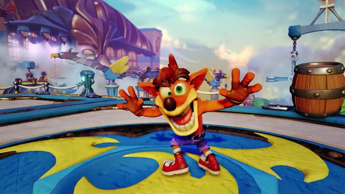 Crash Bandicoot Has Returned 1