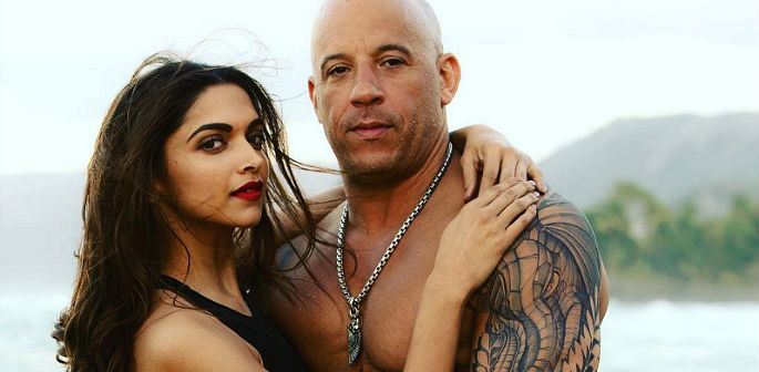 Deepika & Vin Diesel sizzle in new Xander Cage photo