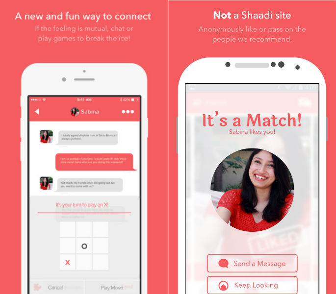 New Dating App helps South Asians break Shaadi ritual