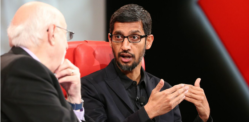 Google CEO Sundar Pichai talks about AI and Privacy
