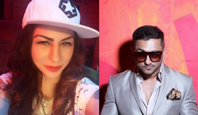 Hard Kaur and Yo Yo Honey Singh