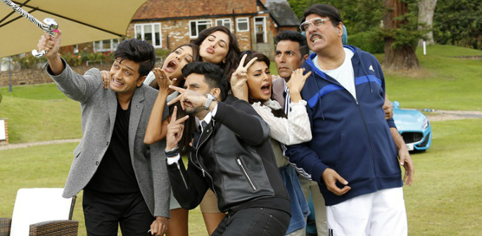 Housefull 3 is an Akshay and Riteish Laugh Riot