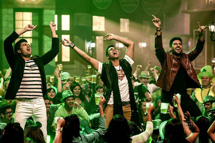 Housefull 3 hits over Rs. 100 crore in 3 days