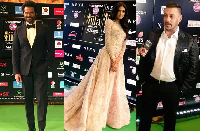 Winners of IIFA 2016 Awards