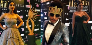 Winners of IIFA 2016 Awards