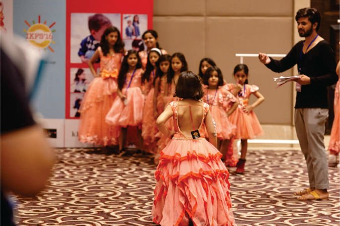 India's Kids Fashion Show brings New Kids' Vogue