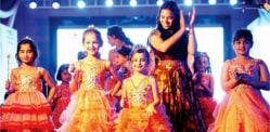India's Kids Fashion Show is Trendy and Stylish
