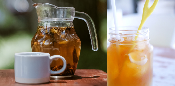 Refreshing Desi-inspired Iced Tea Recipes