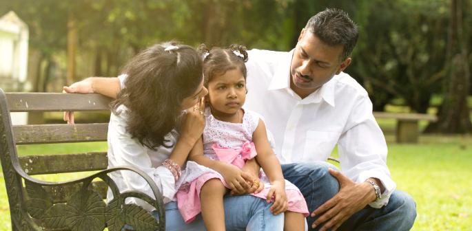 The Impact of Divorce on British Asian Children