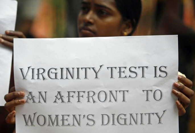 Indian Man divorces Wife who fails Virginity test