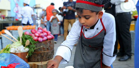 Facebook pays 6-Year-Old Chef £1,360 for Recipe