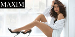 Priyanka Chopra tops Maxim India Hot 100