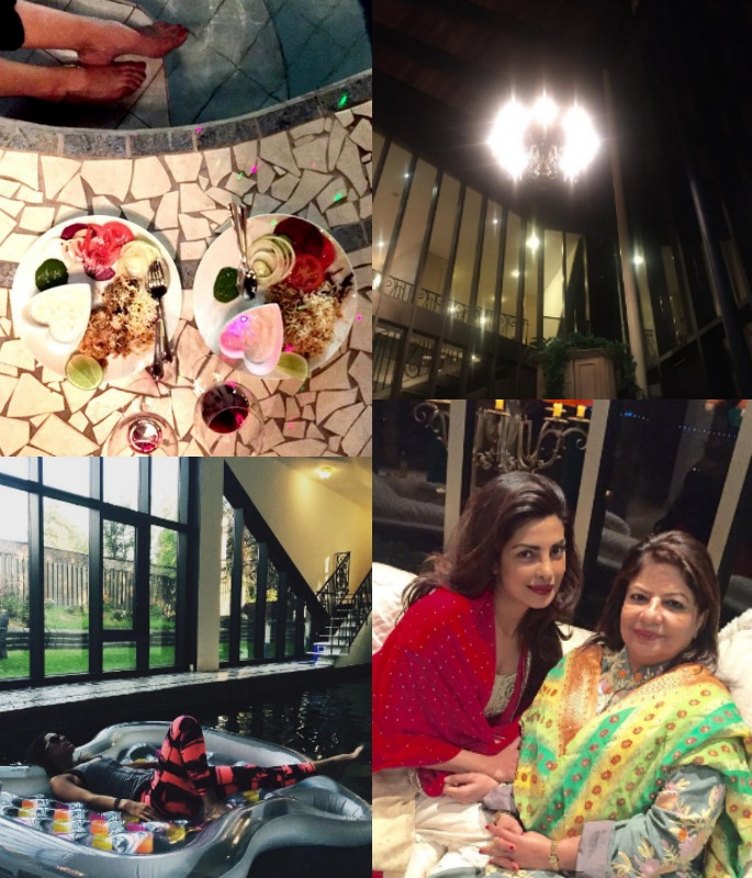 Inside Priyanka Chopra's mansion in Canada
