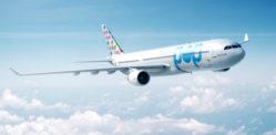 पीओपी एयरलाइन भारत को कम लागत वाली उड़ानें प्रदान करता है